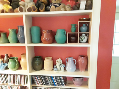 Collection of Kentucky pottery