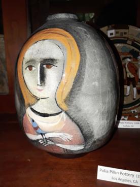 Polia Pillin Pottery (1948 – 92) Los Angeles, CA