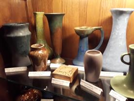 Turn of the century art pottery