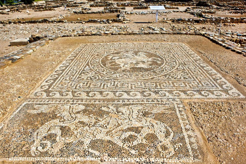 Ancient-Mosaic