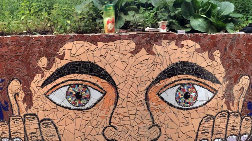 Face-Mosaic