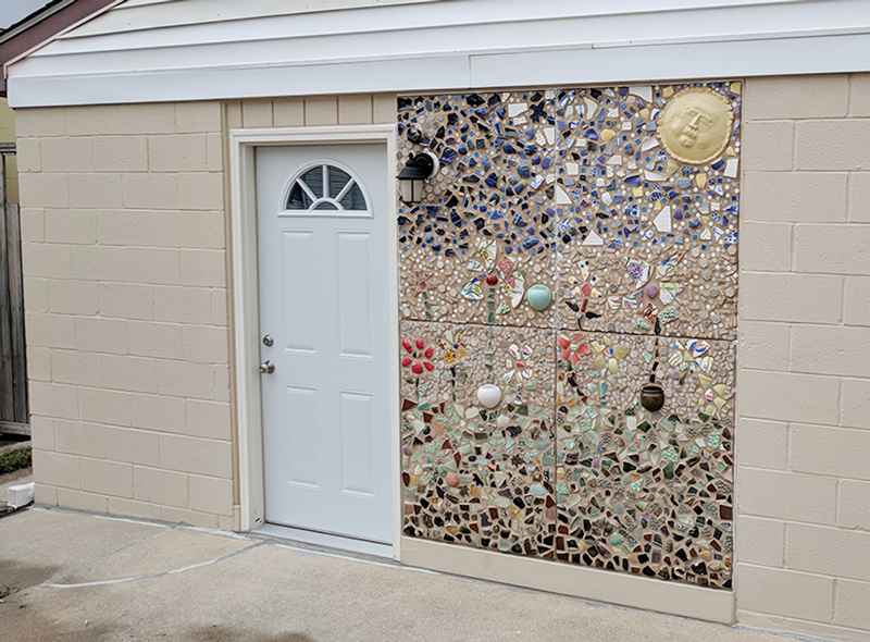 Mosaic-Installed