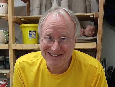 Robbie Merrick, Pottery Collector