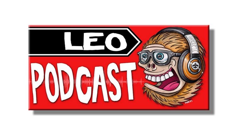 LEO-Podcast-Logo